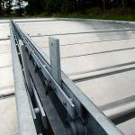 Jalousien für die Industrie bieten perfekten Schutz vor den Elementen und ermöglichen die Regulierung des Volumenstroms.