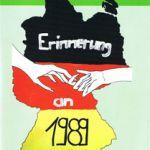 """Auch unterstützen wir gemeinnützige Projekte in unserer Region. Mittelschule Weischlitz Projekt """"Erinnerung an 1989"""